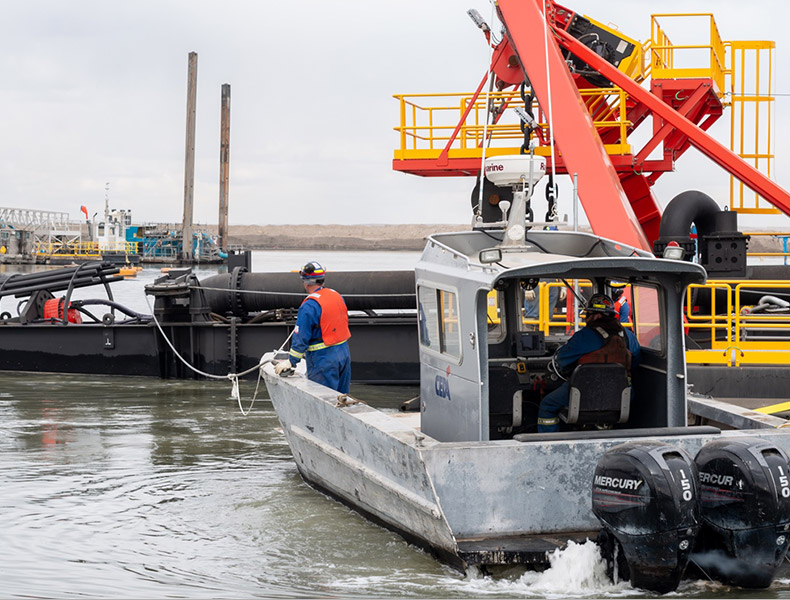 Dredging & Fluid Management